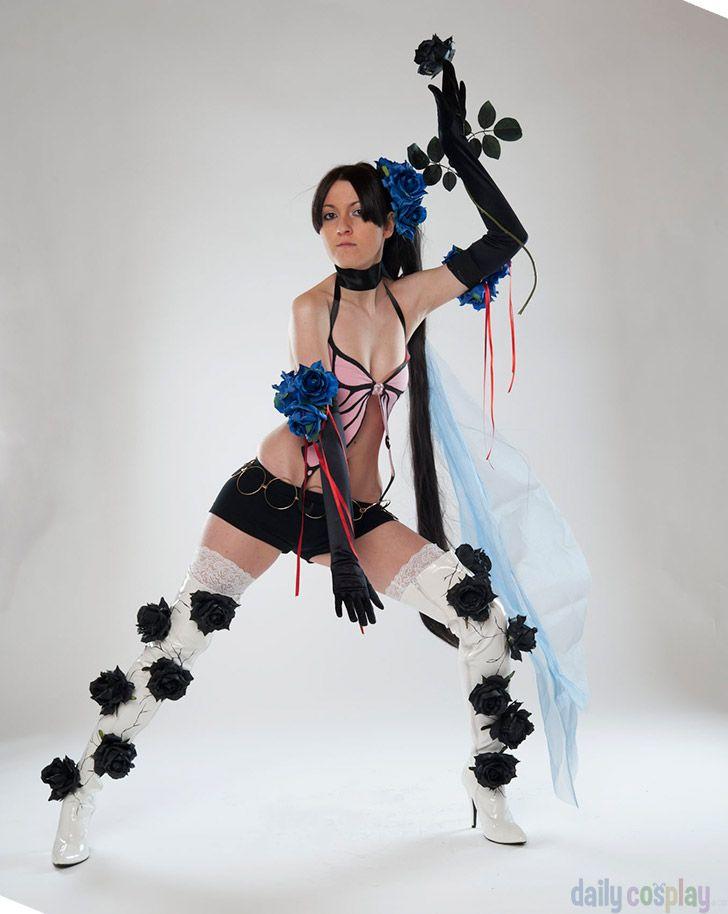 Zafina (Mutsumi Inomata Design) ザフィーナ from Tekken 6 鉄拳6 ...