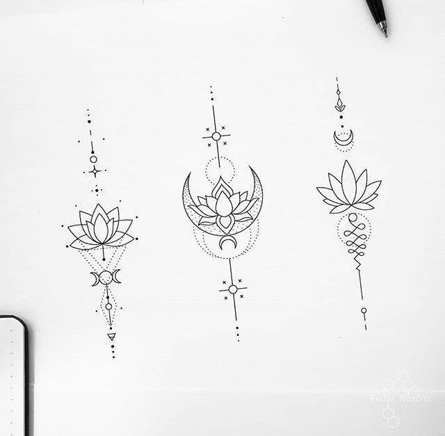 Photo of De minuscules tatouages fantastiques sont facilement disponibles sur notre site Internet. En savoir plus et …