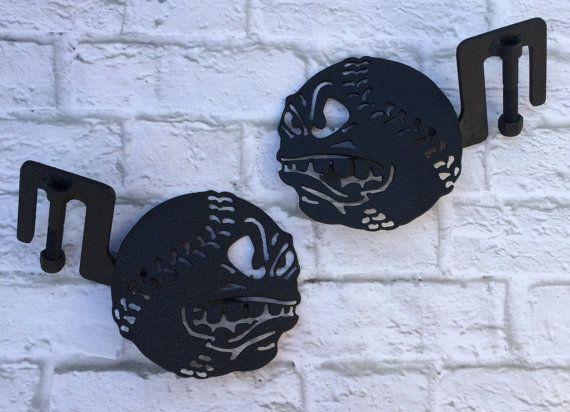 Sugar Skulls 1 Foot Pegs For Wrangler Gladiator