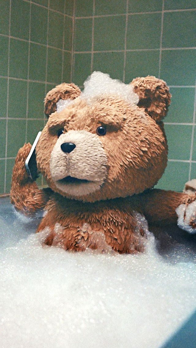 TAP AND GET THE FREE APP! Art Creative Movie Cinema Ted Is