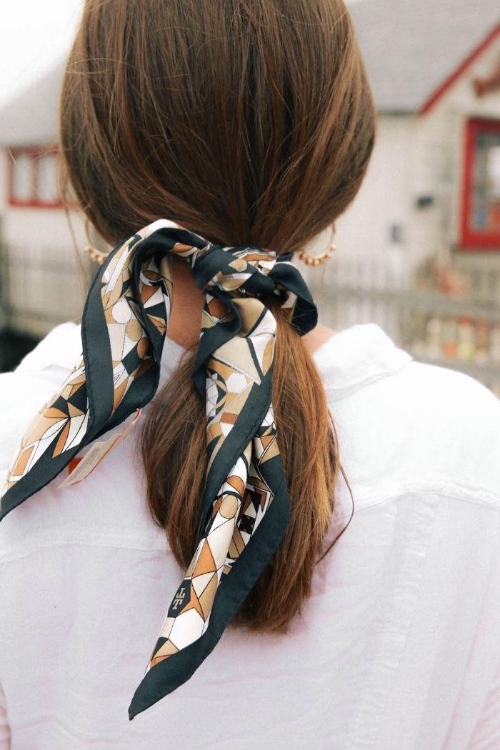 ▷ 1001 + techniques et idées comment nouer un foulard et le porter dune manière parfaite