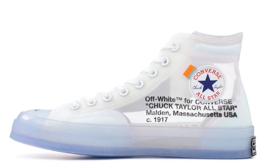 e161cd766c26 Off-White x Converse Chuck Taylor All-Star Release Date