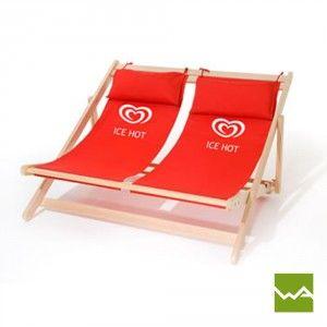 Doppel Liegestuhl Bedruckbar Hochwertig Preiswert Liegestuhl