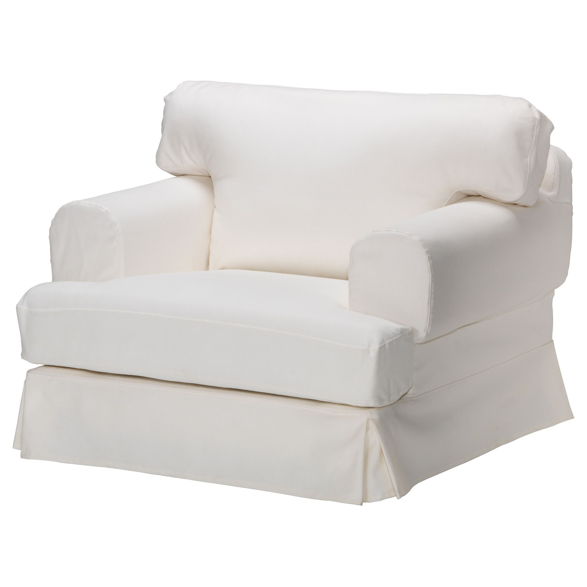 Ikea Hovas Sofa Click Clack Double Bed White Furniture Can Make Any Room Feminine HovÅs Chair
