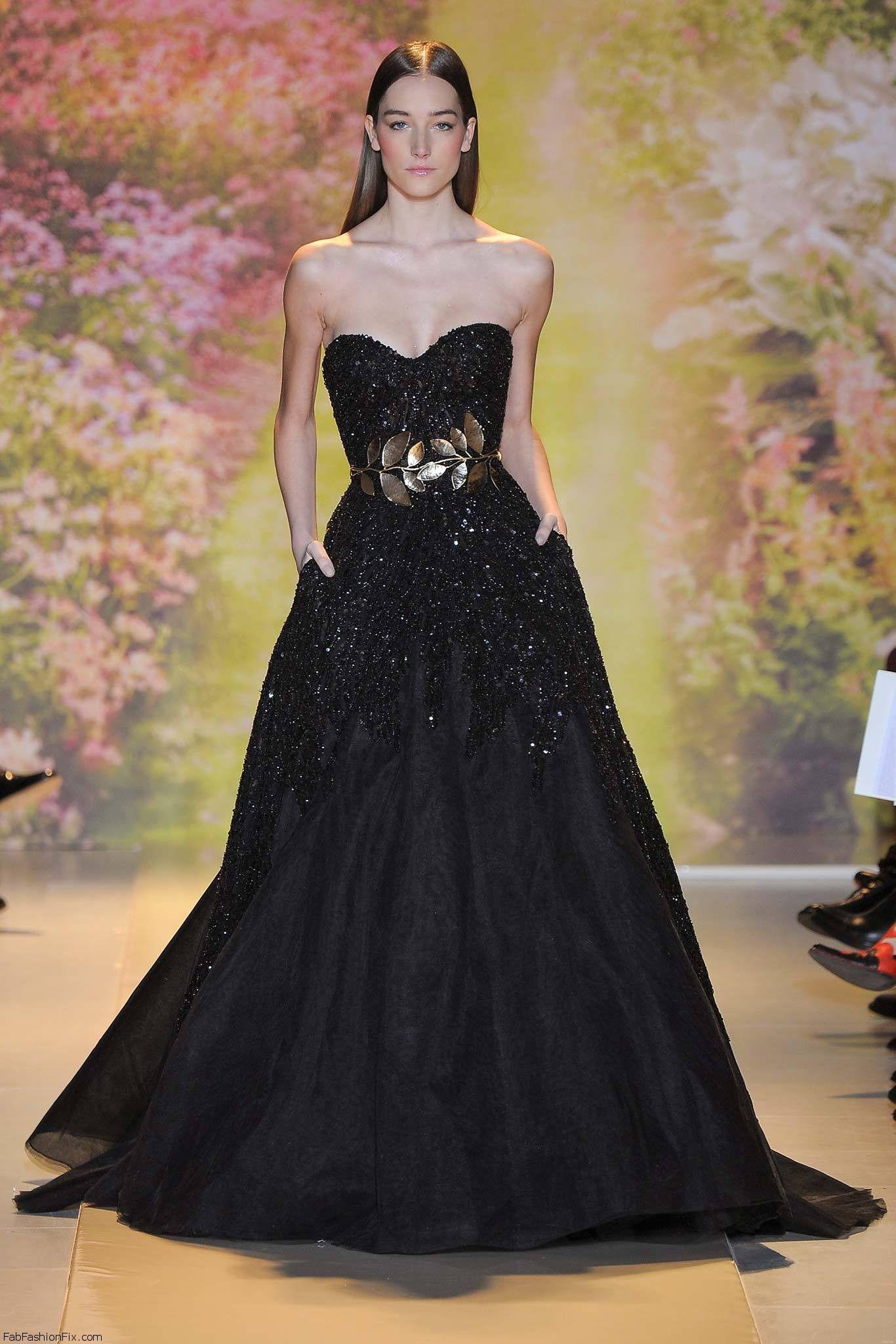 Zuhair Murad Haute Couture spring 2014 collection