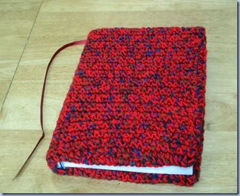 Knitting Pattern Book Cover : Diary Journal Cover   Crochet Pattern Patterns I will try Pinterest Jou...