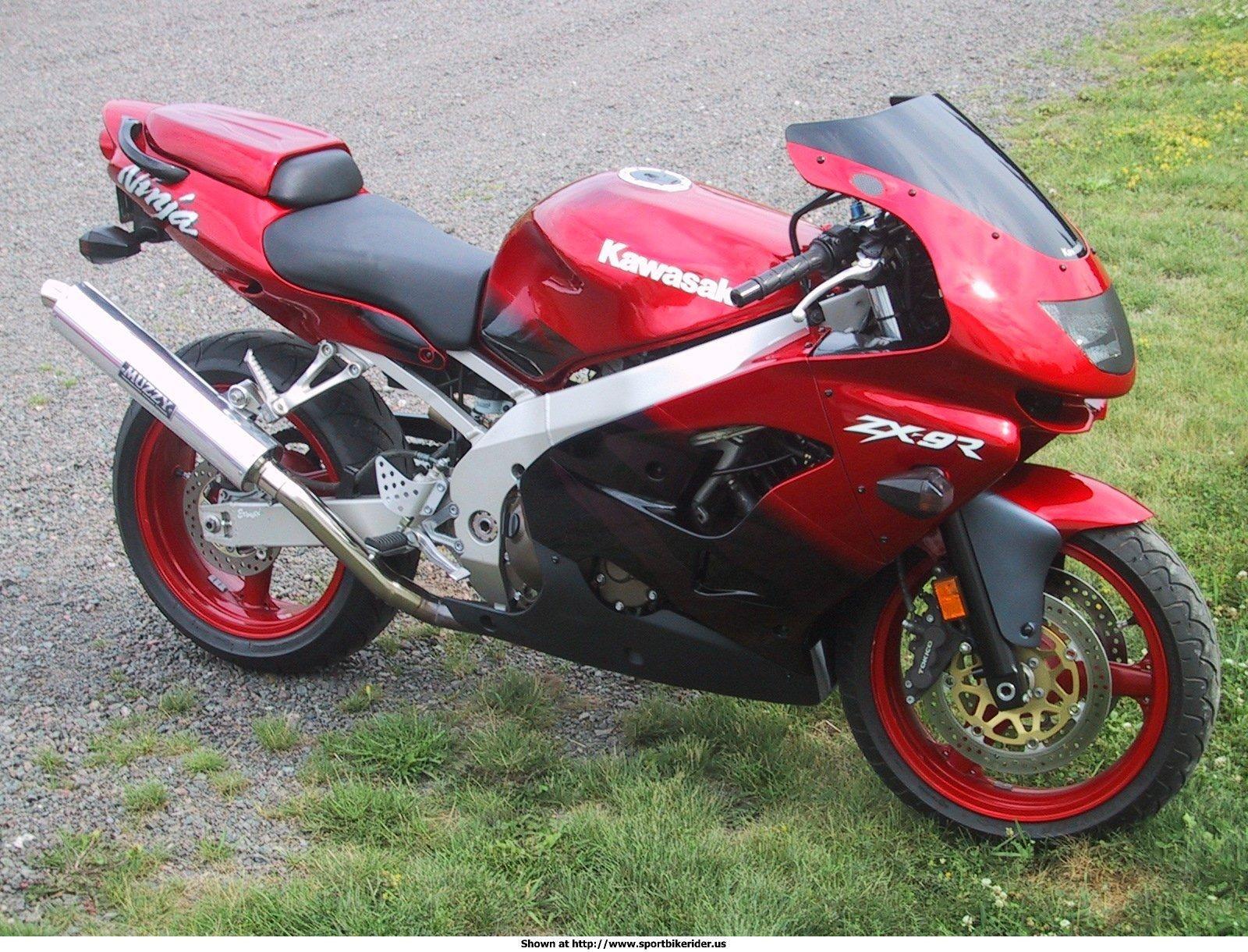 Picture Of A 2003 Yamaha Yzf R1 Sportbike Id 48256 Kawasaki Zx9r Kawasaki Sport Bikes