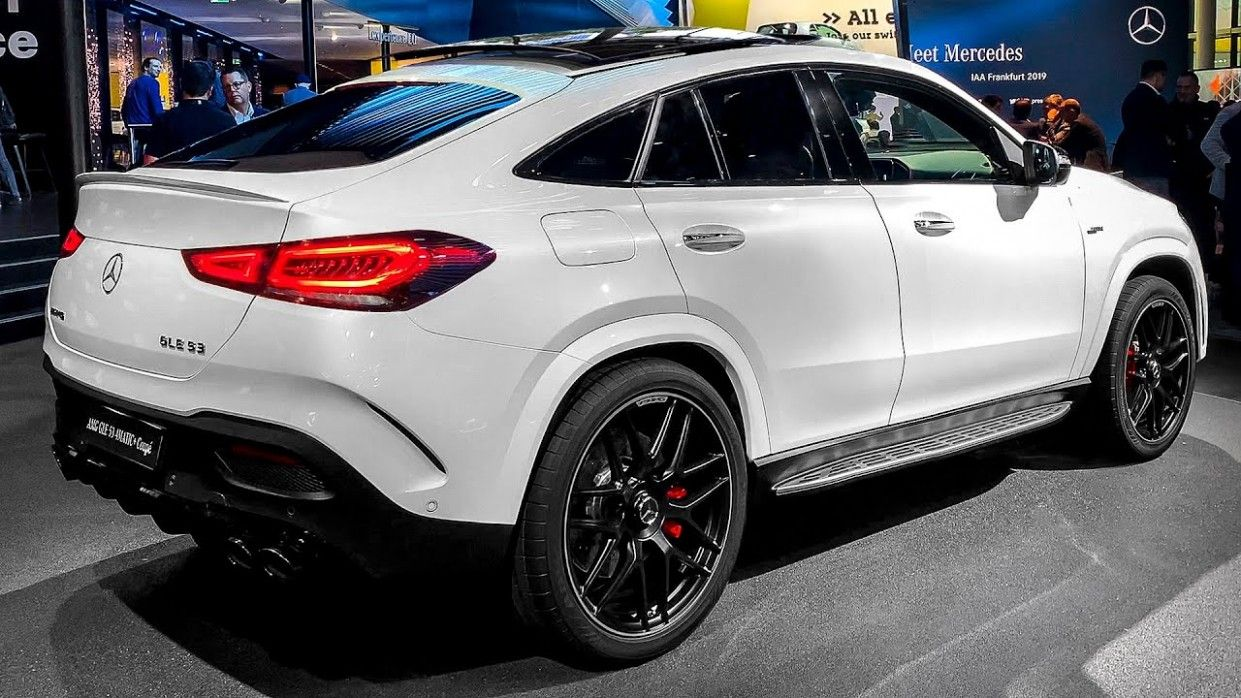2020 Mercedes Gle Coupe In 2020 With Images Mercedes Benz Suv