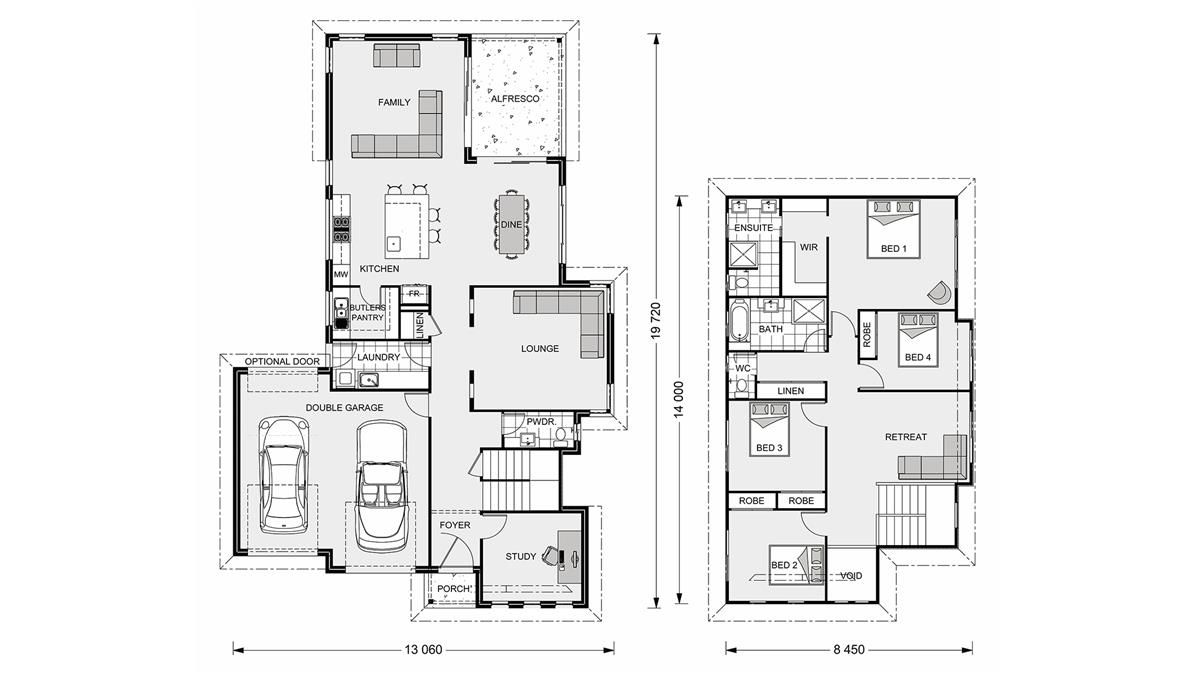 Kensington 270 - Element, Home Designs in Rockhampton/Yeppoon | G.J. ...