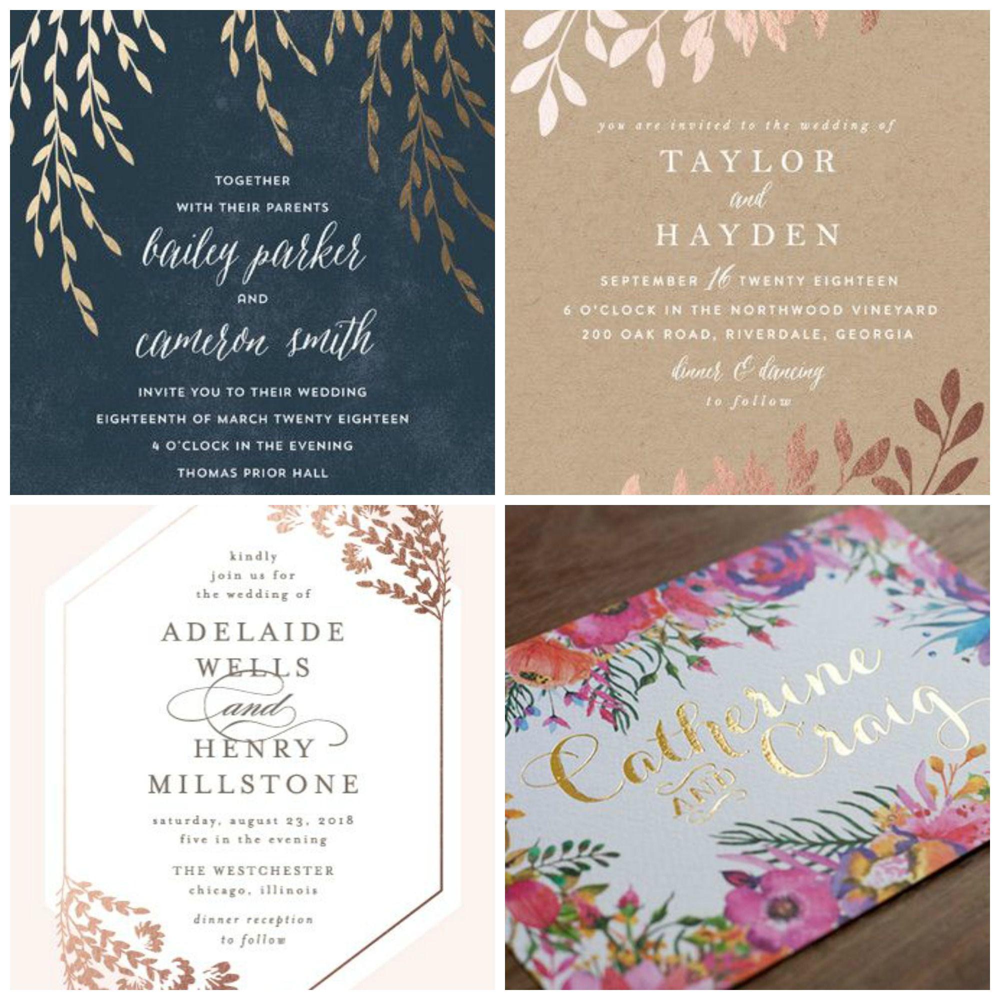 examination – Wedding Invites Paper   Spring Wedding Invitations ...