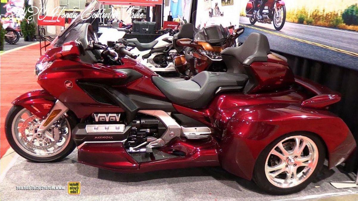 2020 Honda Goldwing Trike Images In 2020 Goldwing Trike Honda Trike Trike