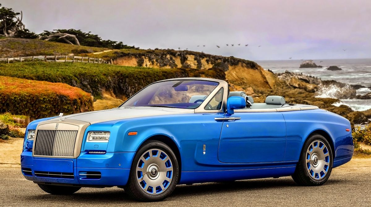 Rolls Royce Drophead Rental Los Angeles Rolls royce