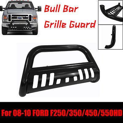 Bull Bar For 08 10 Ford F250 350 450 550hd Superduty Grill