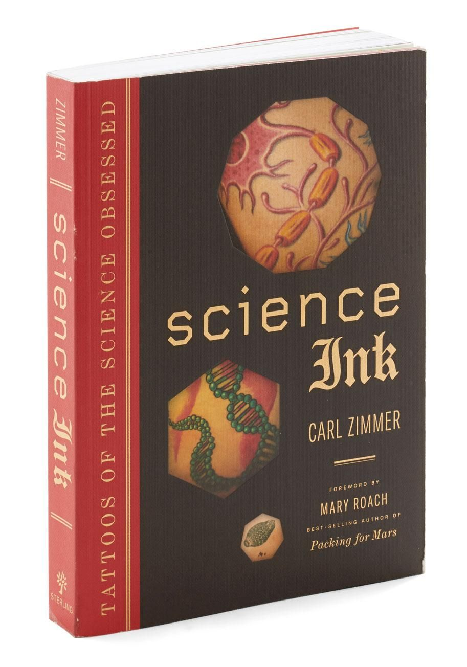 Tattoos Science The Coolest Coffee Table Book Perfect For
