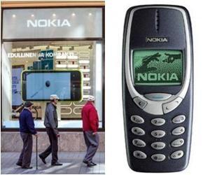 G.H.: Ex-líder de mercado em celulares, Nokia não existe...