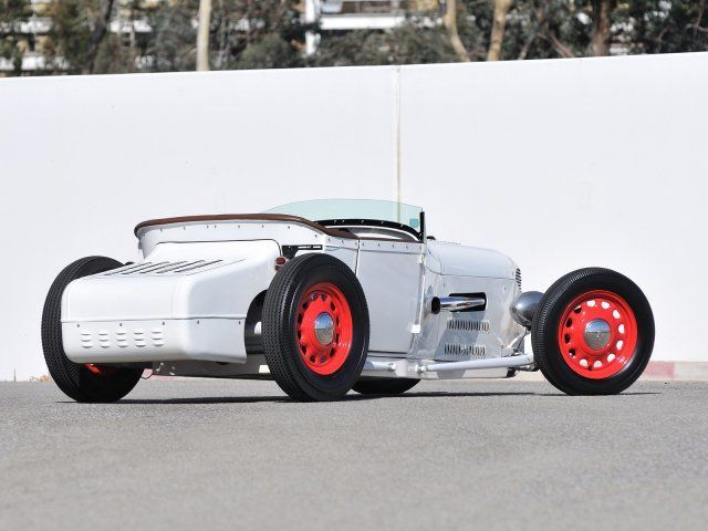 1928 FORD LAKESTER HOT ROD Photo 3