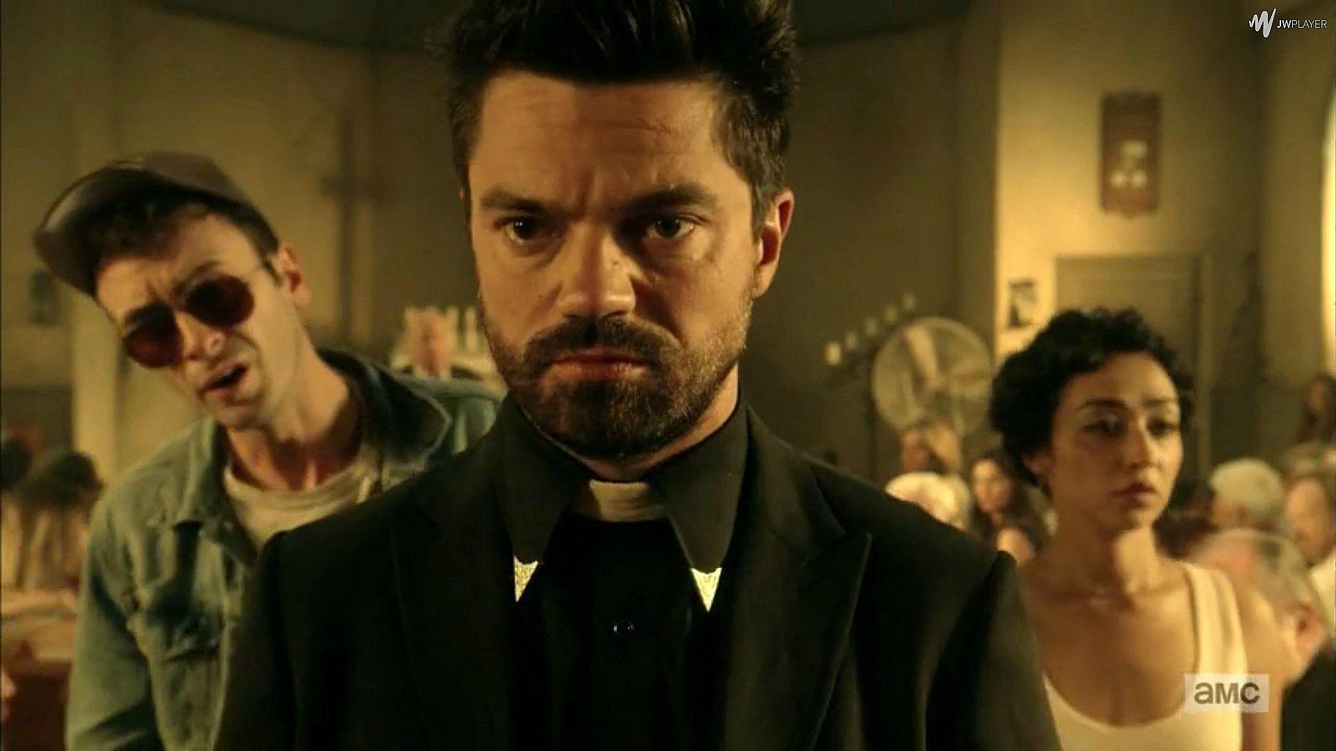 Preacher, season one, episode 10 - Call and Response