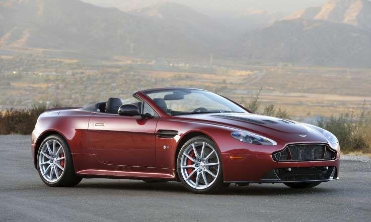 Best 2 Seat Sun Chasers Of 2015 Aston Martin Vanquish Aston Martin Pinterest