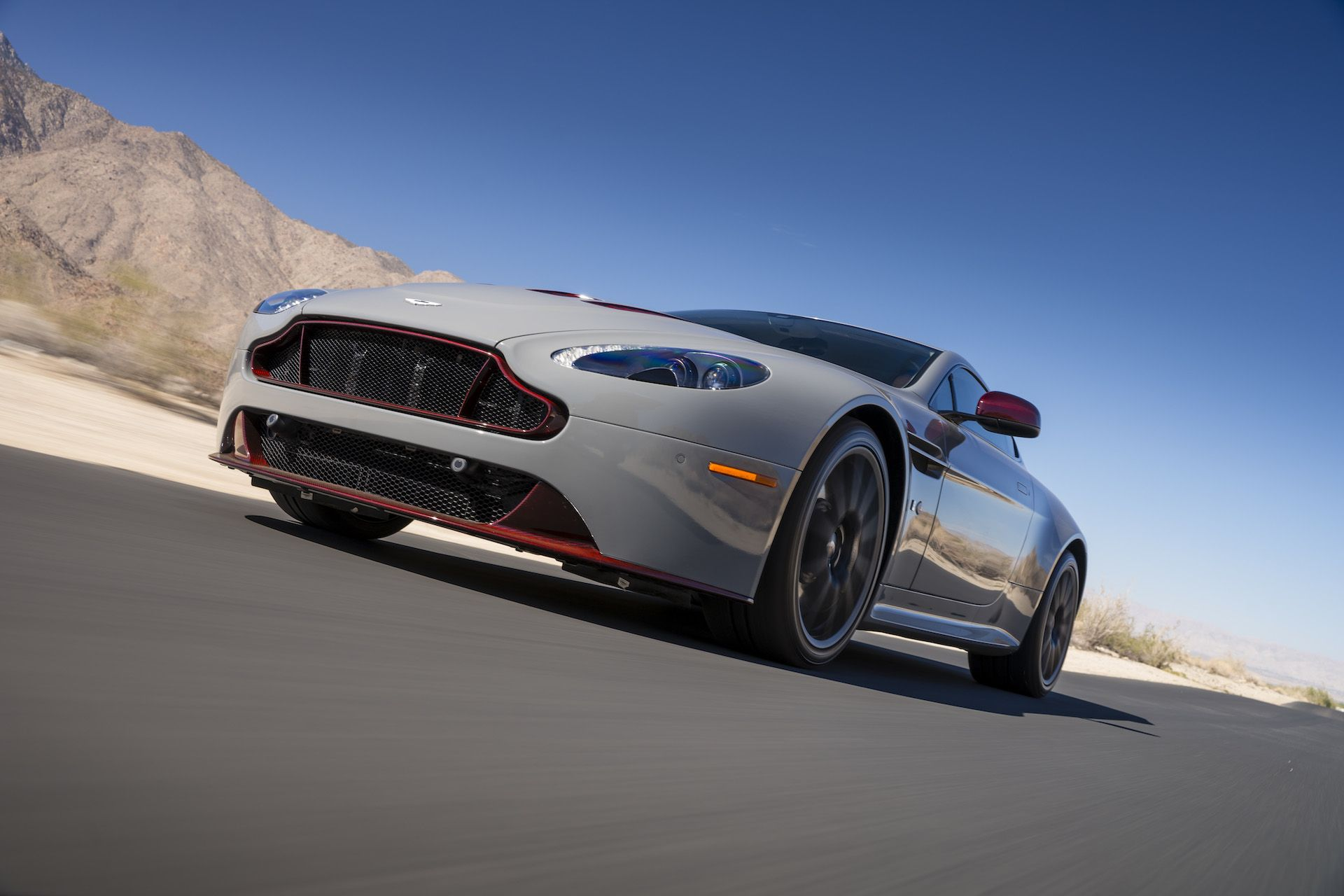 No AMG Badges For Aston Martin Mercedes Boss Says Rides
