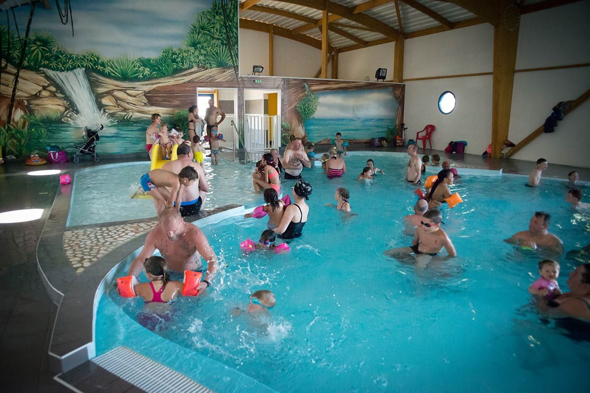 Camping Vendee Avec Piscine Couverte Camping Avec Piscine Couverte