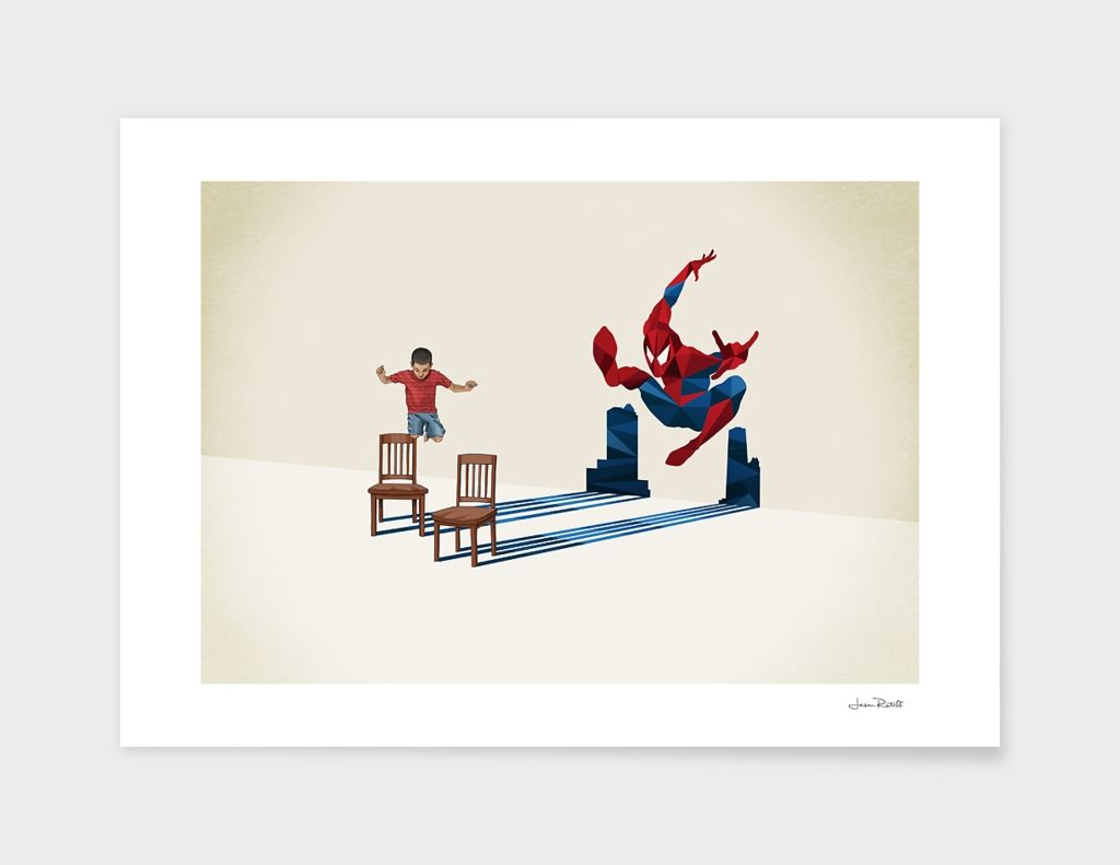 This was me when I was 10.   https://www.curioos.com/product/Print/we-all-have-secrets