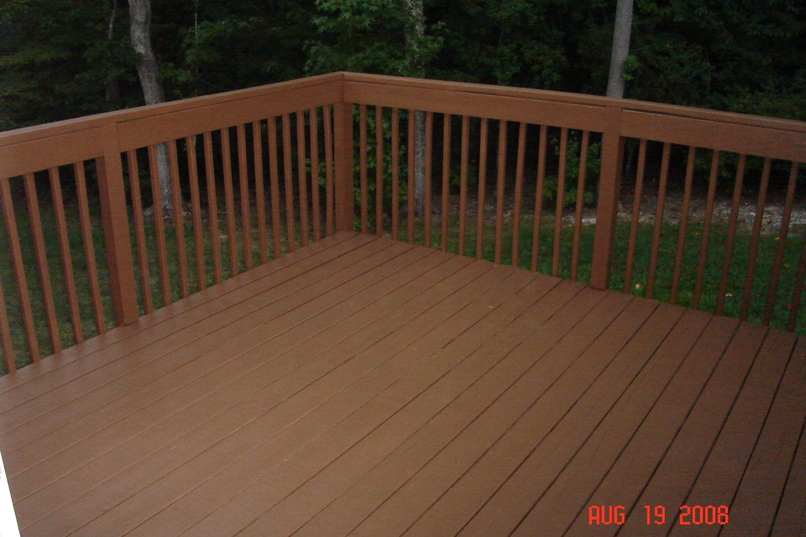 Cabot Solid Chestnut Behr Concrete Stain Colors Deck Stained