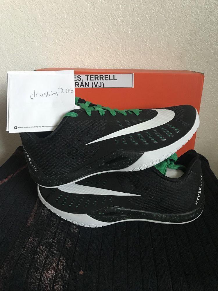 0b9d4cdf9032 ... Nike Hyperlive Promo Sample PE Isaiah Thomas 2016 Boston Celtics Ds Size  12 fashion . ...
