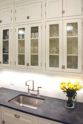 virginia mist granite kitchen honed jet the soapstone maintenance price or reviews