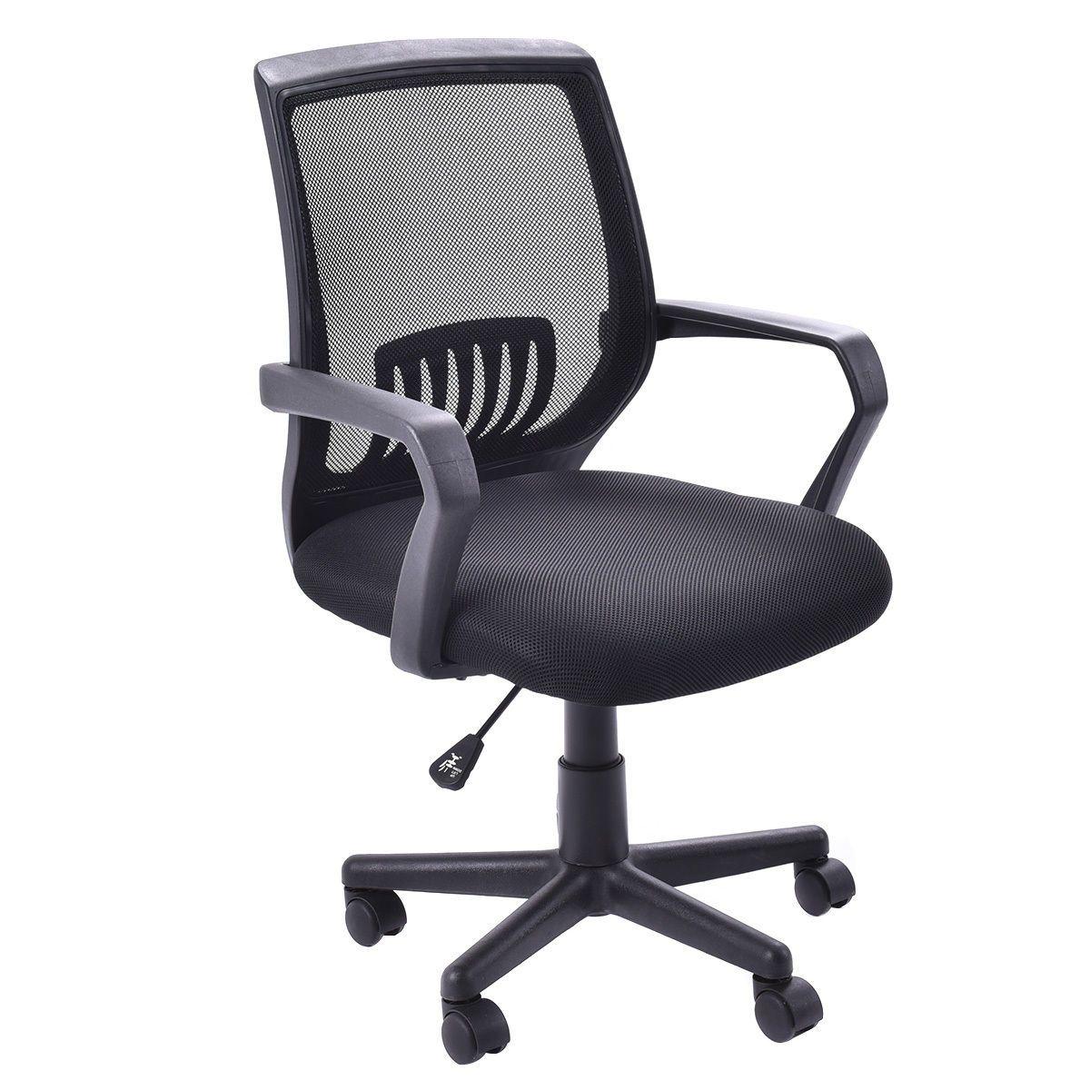 Modern Ergonomic Midback Mesh Computer Office Chair
