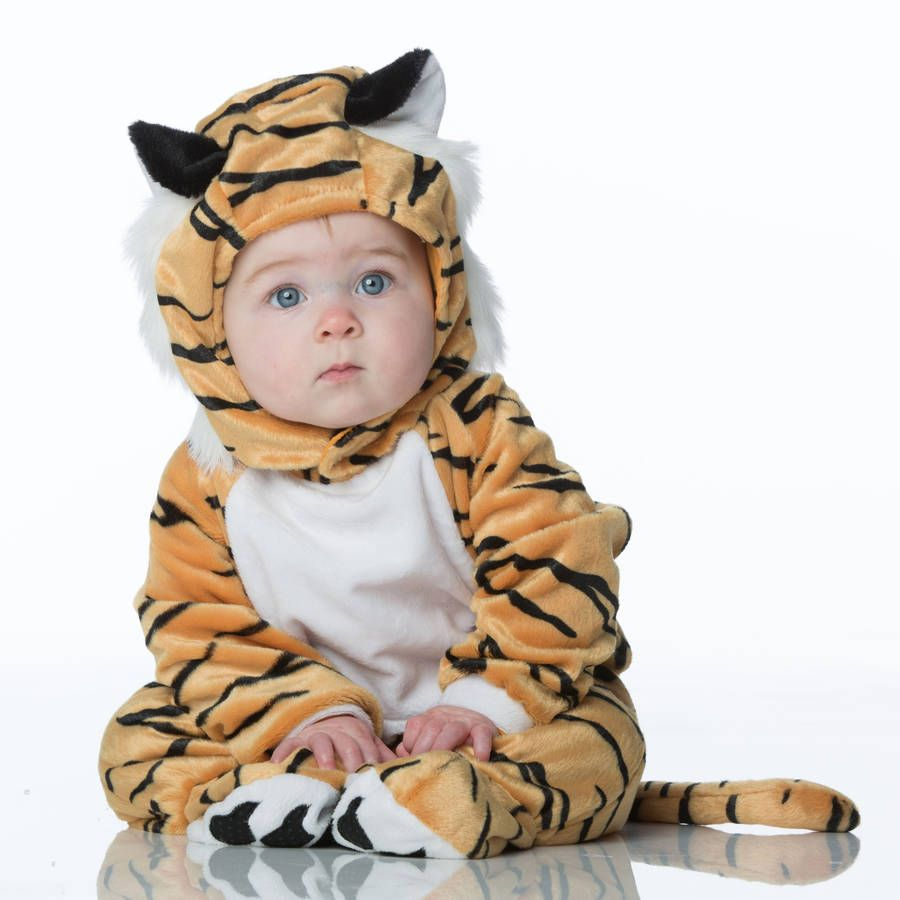 0b9fa0f8511c Baby Tiger Dress Up Outfit