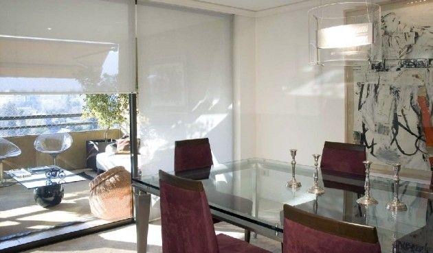 CORTINAS Roller Luxaflex® HunterDouglas. Colección: Panama 5 ...