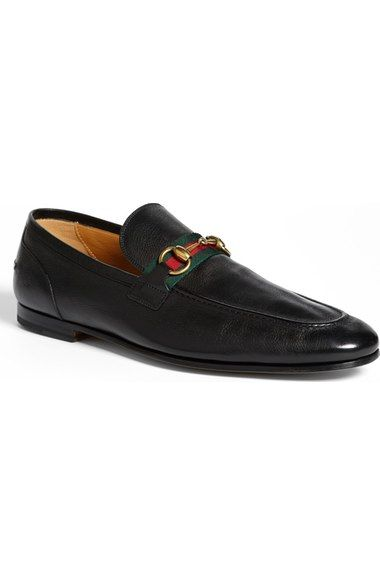 acf0f9f0d87 Gucci  Elanor  Bit Loafer (Men) available at  Nordstrom