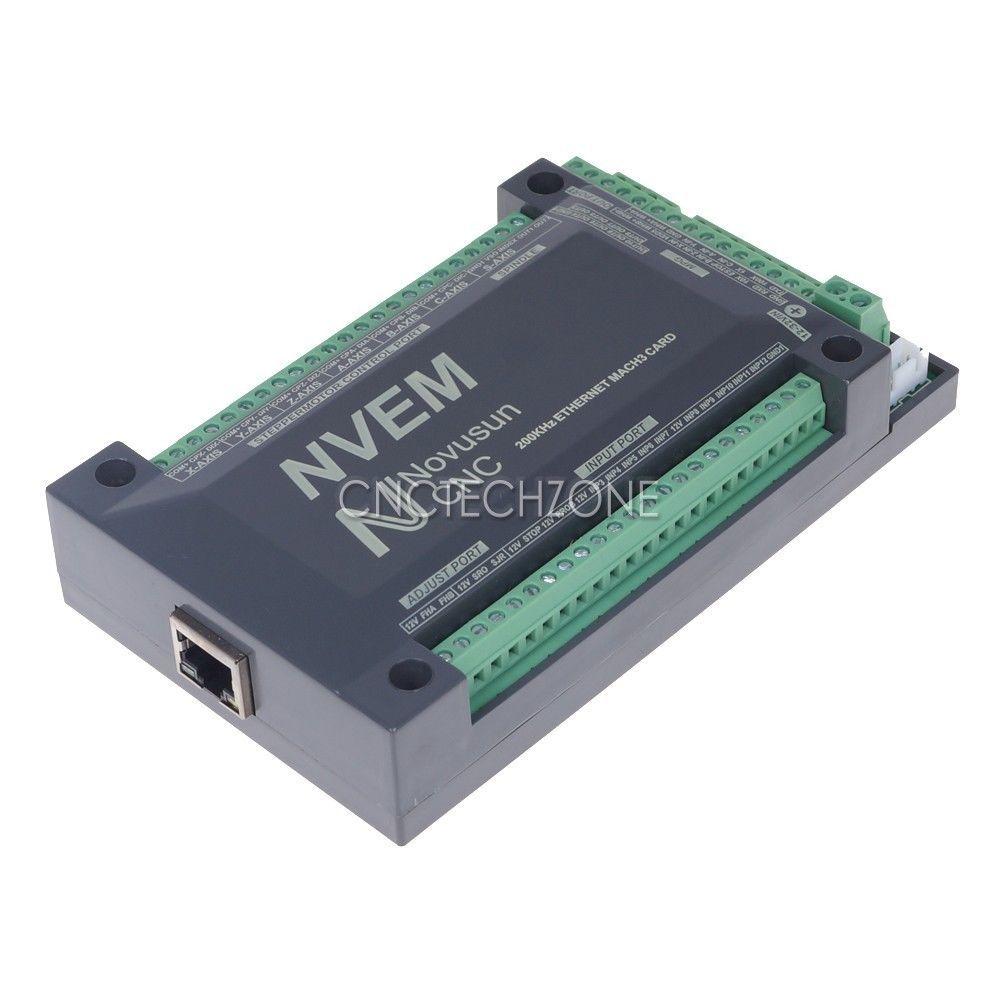 Details about CNC 3 Aixs 200KHz Ethernet MACH3 Motion Control Card