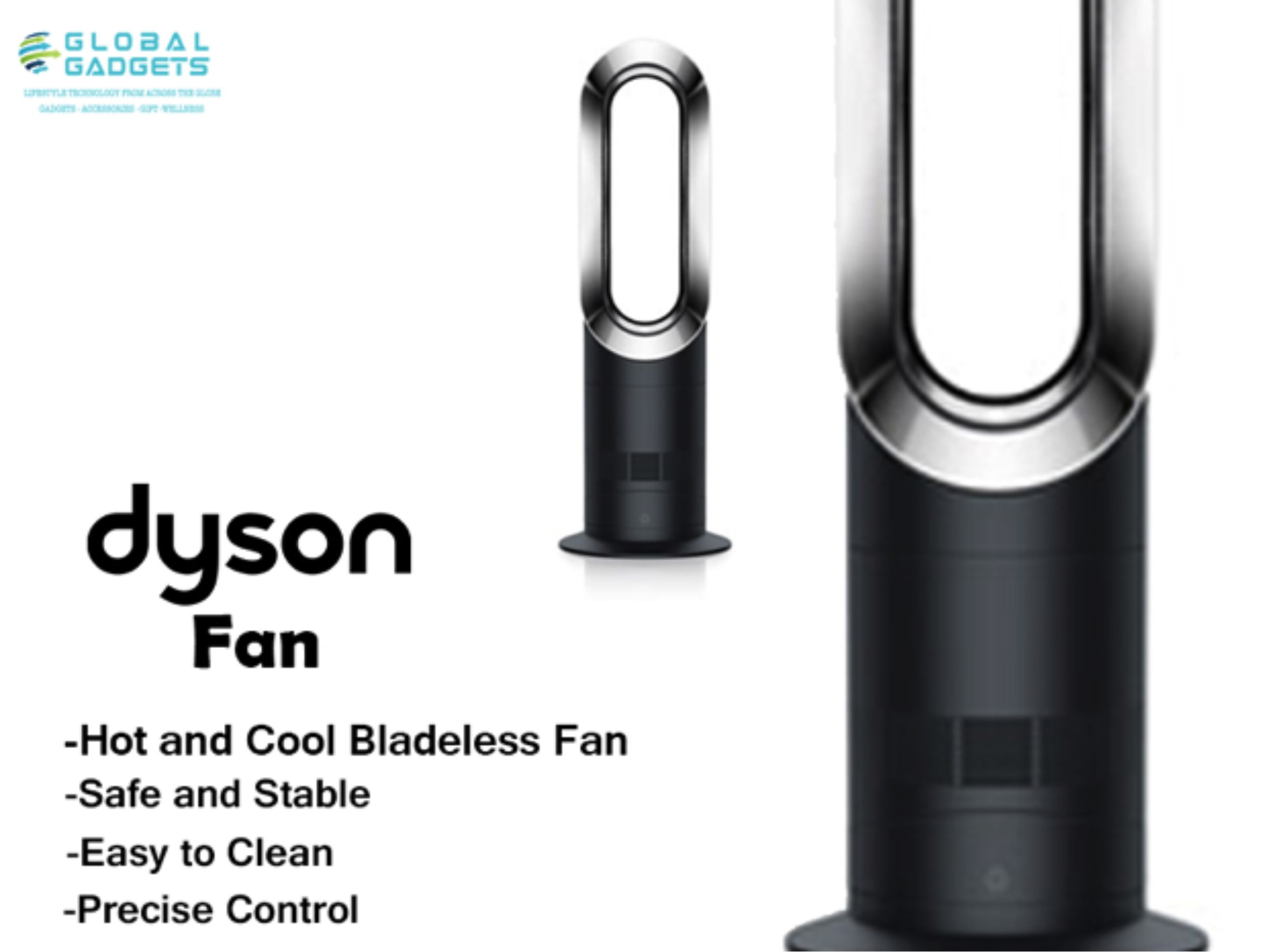 Be It Summer Or Winters Dyson Fan Have Perfect Solution For All
