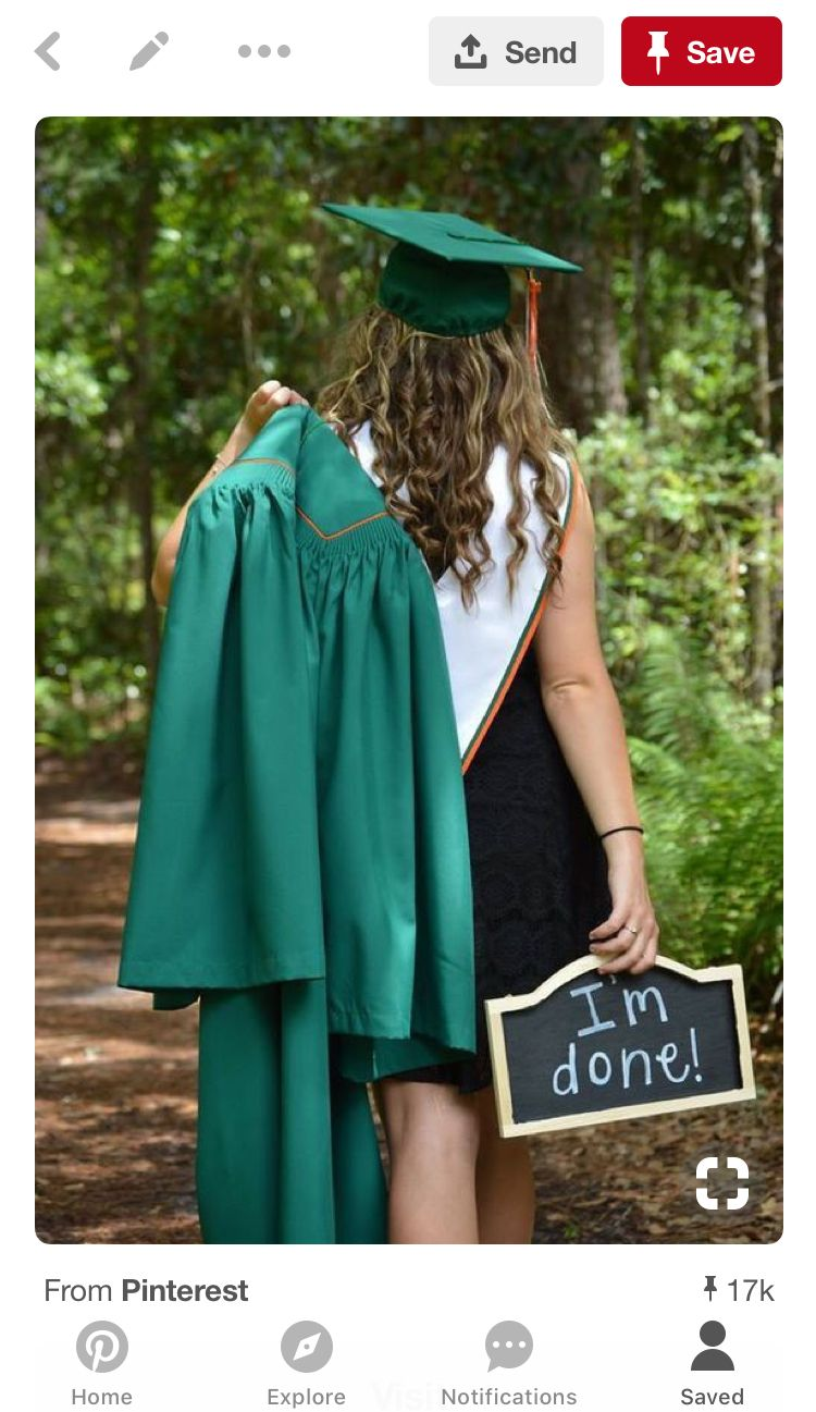 All older siblings in cap & gown, each with the date they graduated ...