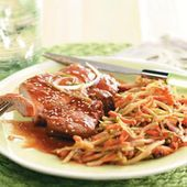 Taste of Home Quick Dinners Newsletter - July 25, 2012. Find easy summer meal id...  - Pork -   #Dinners #Easy #find #Home #July #meal #newsletter #Pork #Quick #Summer #Taste