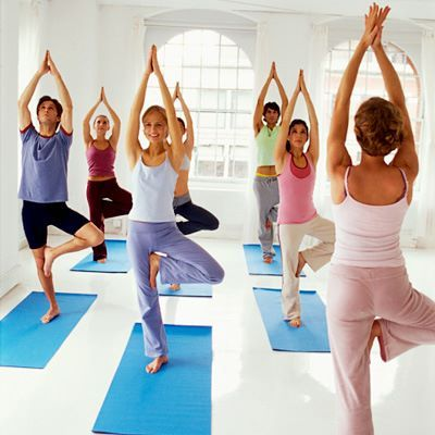 yoga is a great mindbody exercise but if you've never