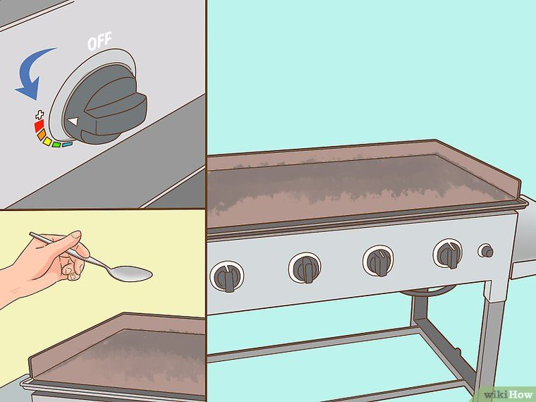 How to season a blackstone griddle blackstone griddle