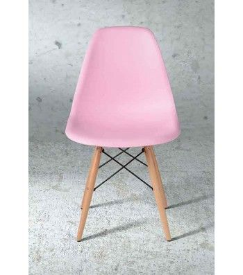 Eames Style Pink DSW Eiffel Chair | FURNITURE WISHLIST | Pinterest ...