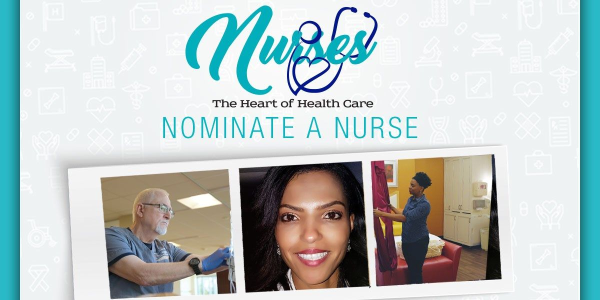 Nursing professionals make an impact on our lives, our