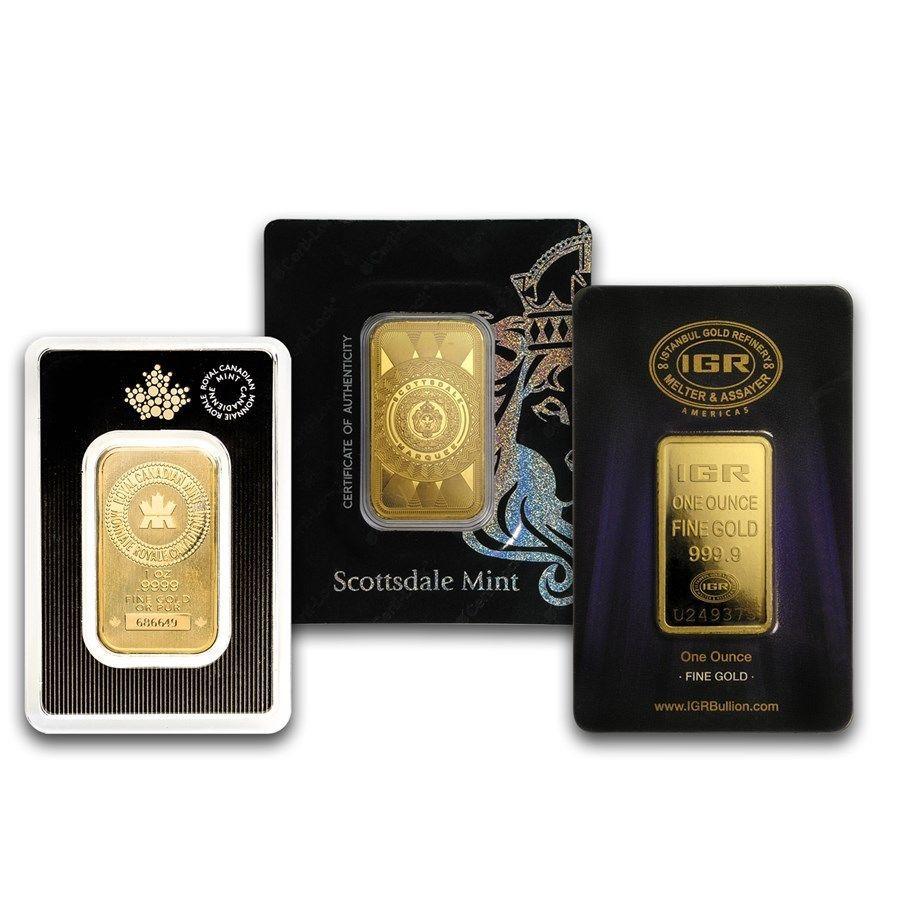 Blackfriday Special Price 1 Oz Gold Bar Brand Name W Assay Card Sku 131986 Gold Bar Gold Pure Gold