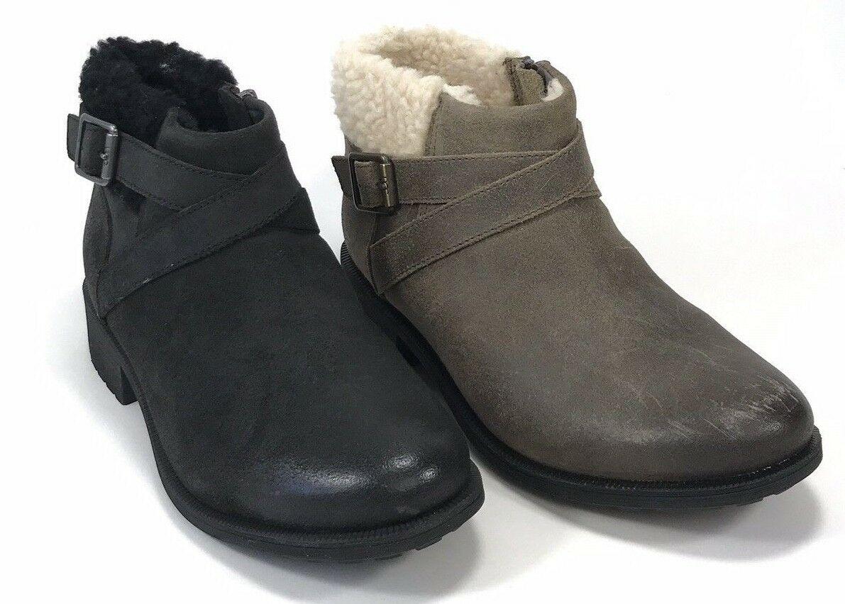 UGG Womens Benson Waterproof Leather