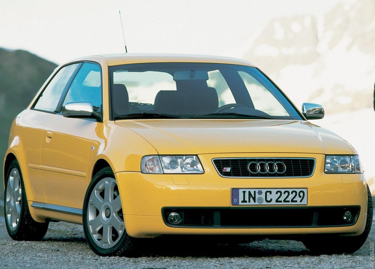 Kelebihan Audi S3 2000 Murah Berkualitas