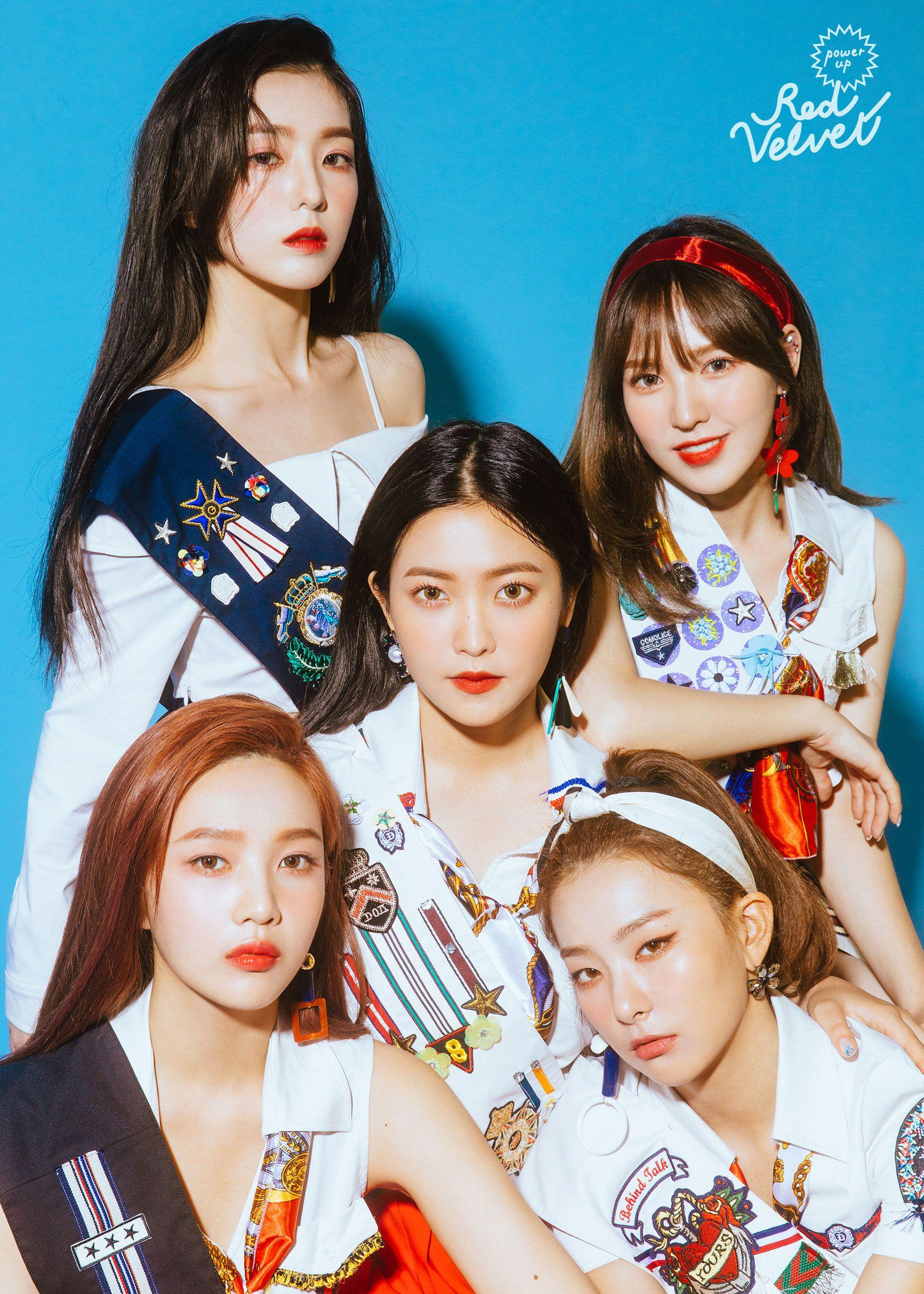 Pin By 내리스 On Red Velvet 레드벨벳 Pinterest Red Velvet Red