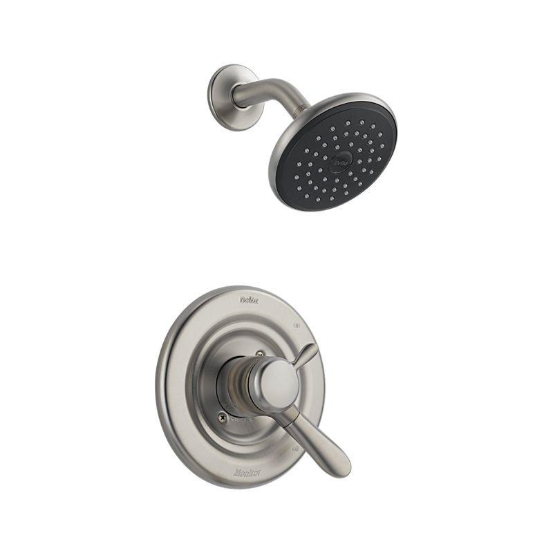T17238 Ss Lahara Monitor 17 Series Shower Trim Bath Products