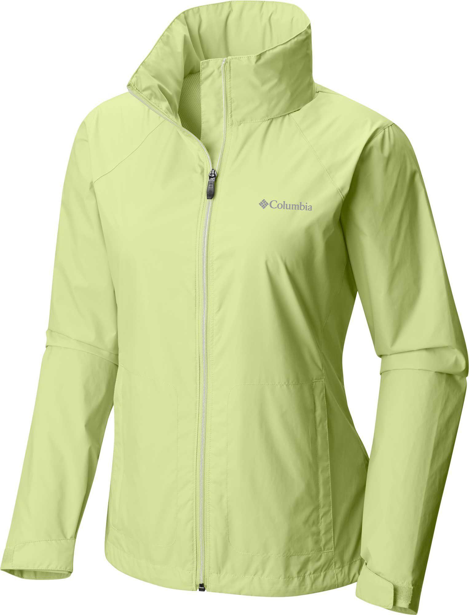 Columbia Women's Switchback Rain Jacket Jakker, regn  Jackets, Rain
