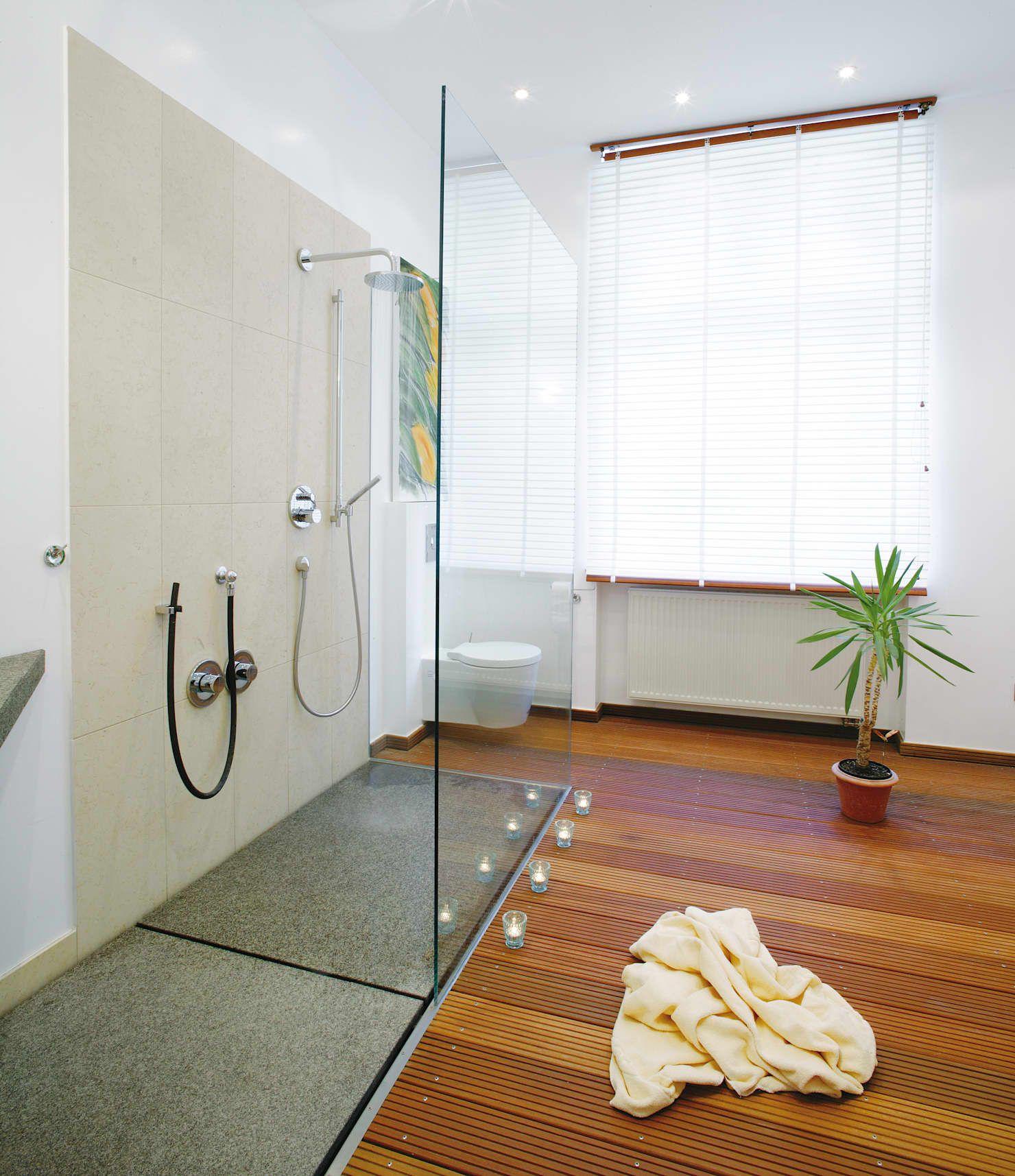 Baqua innovative badlösungen die neue art zu duschen