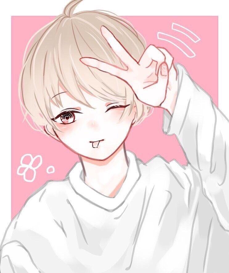 Pin Em Anime Boy