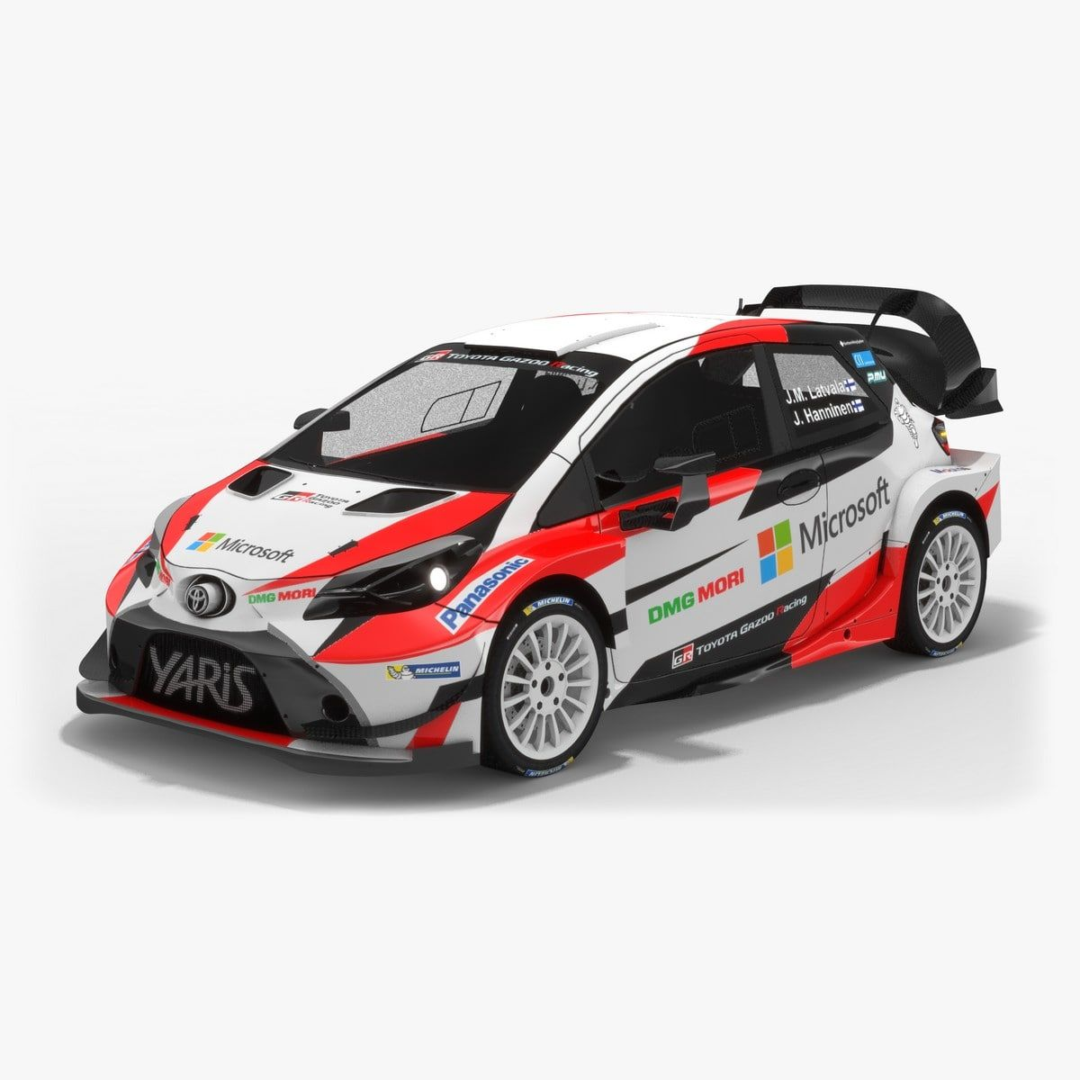 Do You Recognize This Baby? It Is #Toyota #Yaris WRC, A