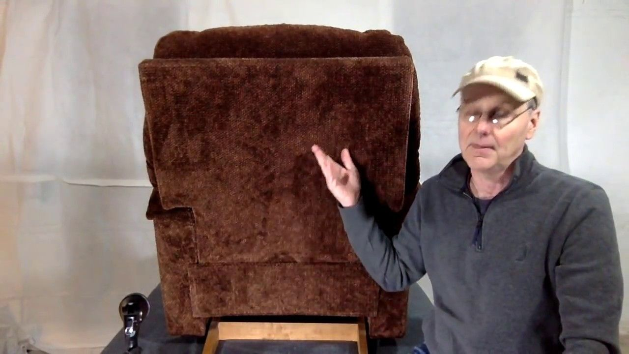 How to remove a lazboy recliner back youtube la z